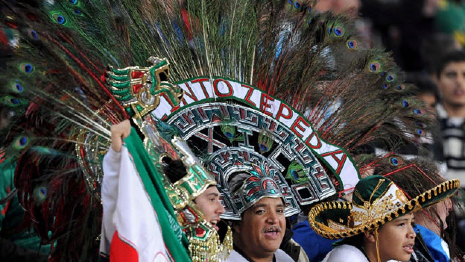 Aficionado mexicano