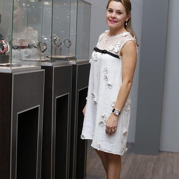 Claudia de González