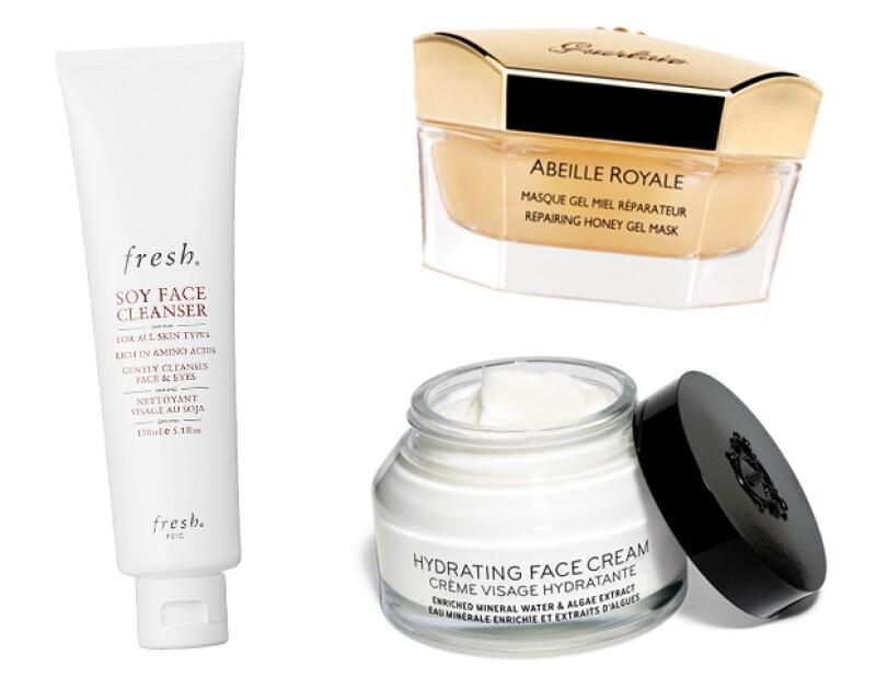 Usa estos productos si tienes piel normal.