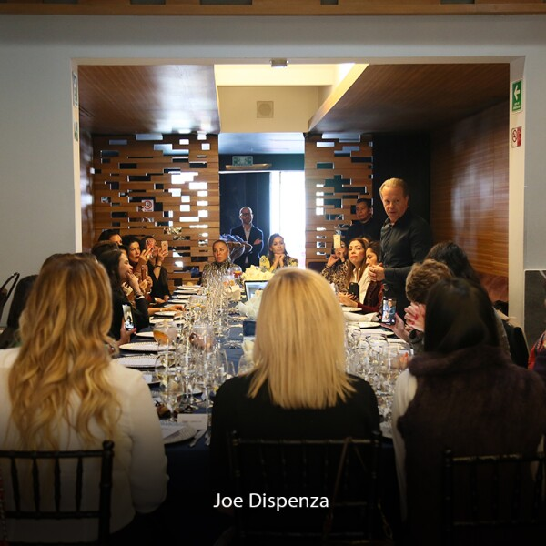 Brunch con Joe Dispenza