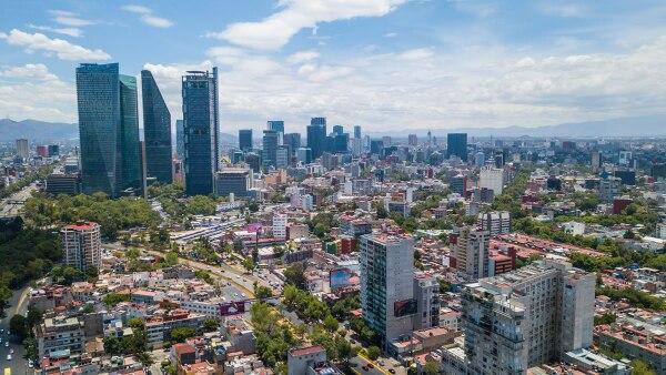 Ciudad de México - hundimiento - capital