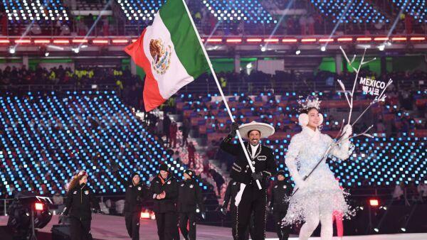 México en Pyeongchang 2018