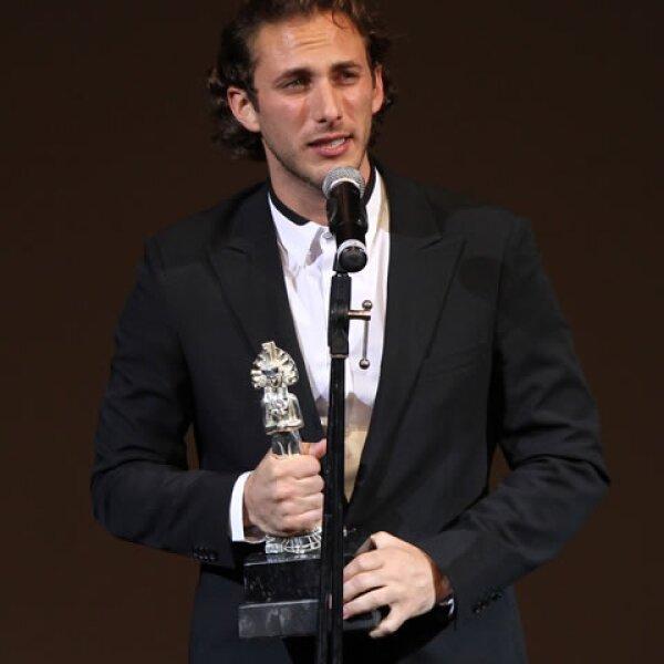 Sebastian Zurita.