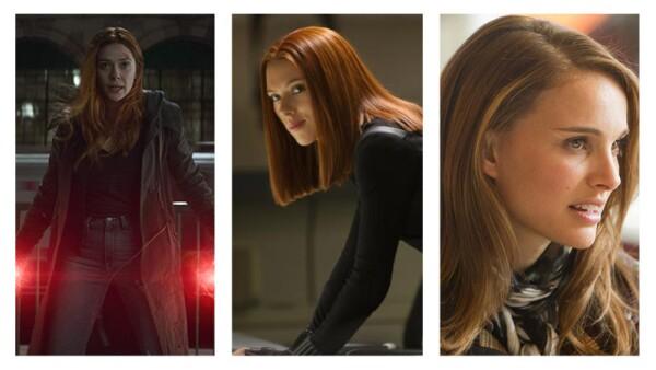 Diosas de Marvel