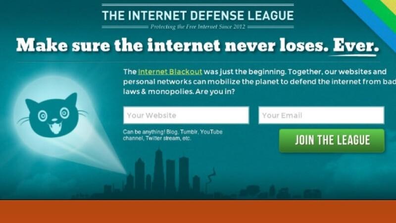 Liga para la Defensa de Internet