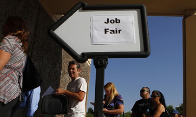 Solamente 58.2% de la población total tenía un empleo, una leve alza frente al 58.1% de julio. (Foto: Reuters)