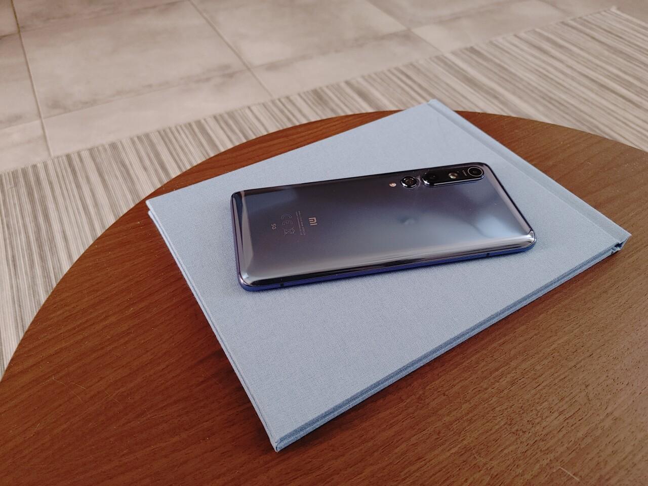 Reseña: Mi 10 de Xiaomi un claro contrincante de Huawei