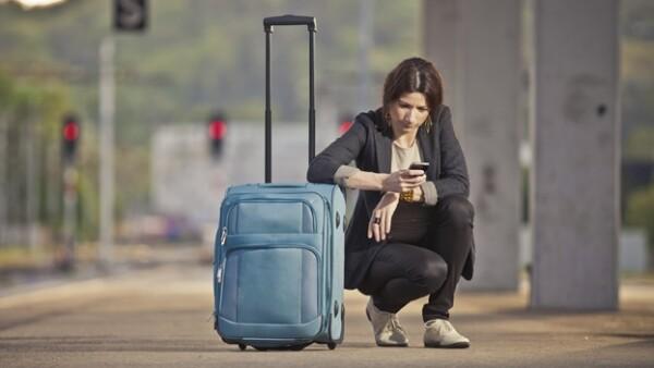 smartphone viajes