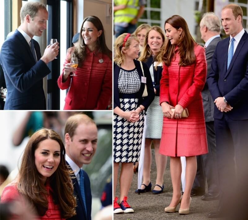Todo parece indicar que Kate ha dejado a un lado la incomodidad por la fotografía que reveló una parte de su cuerpo.