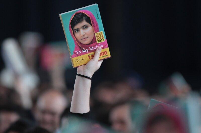 La lucha de Malala