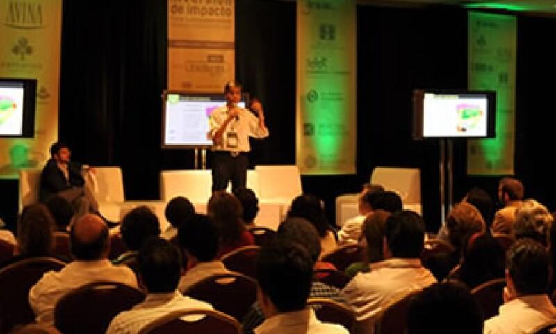 En el Foro Latinoamericano de Inversión de Impacto participan Toniic, Vox Capital, Capital Ingigo, IGNIA y otros fondos de inversión. (Foto: Cortesía FLII)