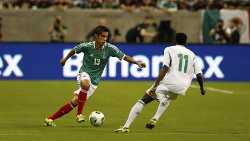 mexico nigeria houston amistoso