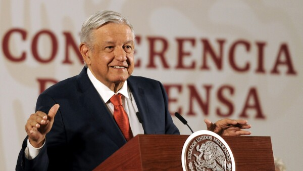 President Lopez Obrador Daily Morning Briefing
