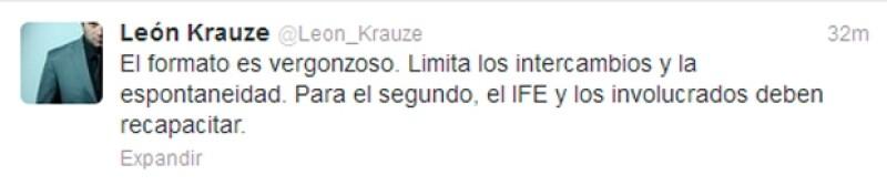 León Krauze.