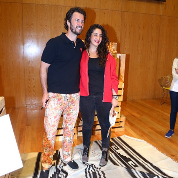 Blake Mycoskie y Michelle Mustri