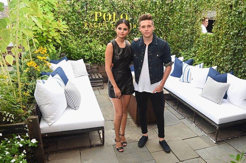 """En realidad ha sido Selena quien se """"interpusiera"""" entre Brooklyn y Chloë, pues él ha estado enamorado de ella desde siempre."""