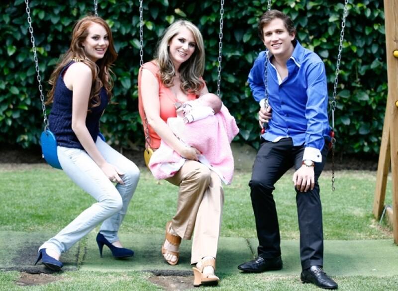 La familia del cómico sabe que Cantinflas estaría feliz por la llegada de la nueva integrante de la familia.