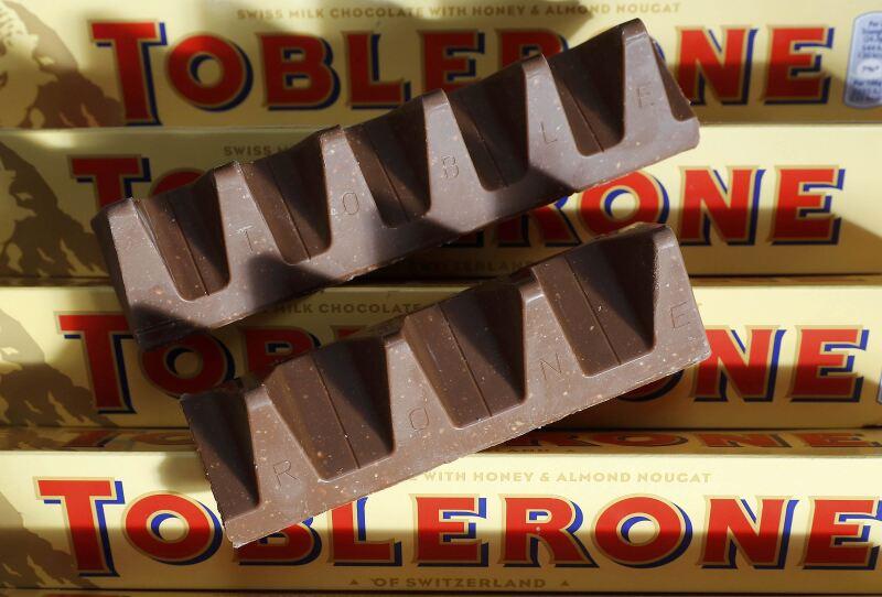 Menos chocolate