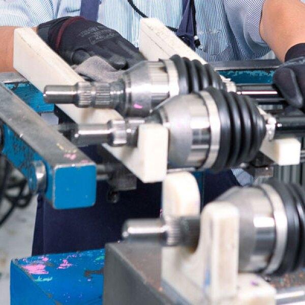GKN incrementará su producción a siete millones de unidades para 2012, por lo que habilitará tres nuevas líneas de producción.