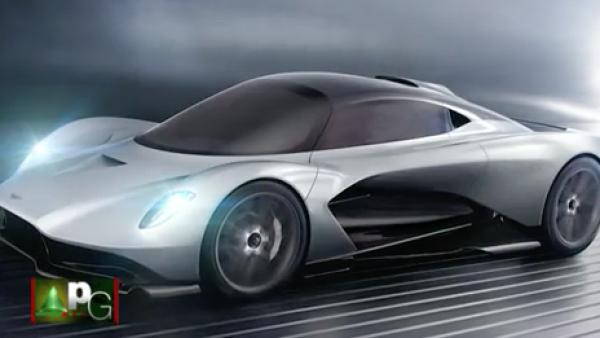 Aston Martin quiere protagonizar el Salón del Automóvil de Ginebra