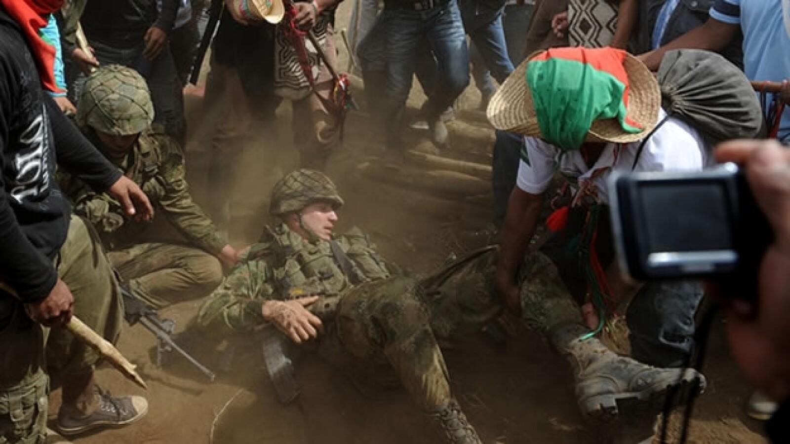 militar, farc, violencia