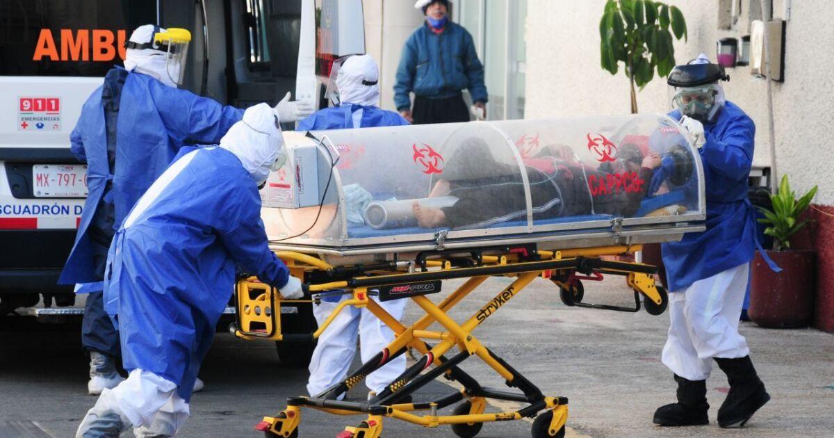 México cumple 9 meses de pandemia con 1 millón 100,683 casos de COVID-19