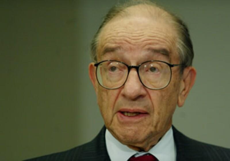 Alan Greenspan encabezó la Reserva Federal de EU de 1987 hasta el 2006. (Foto: Archivo AP)