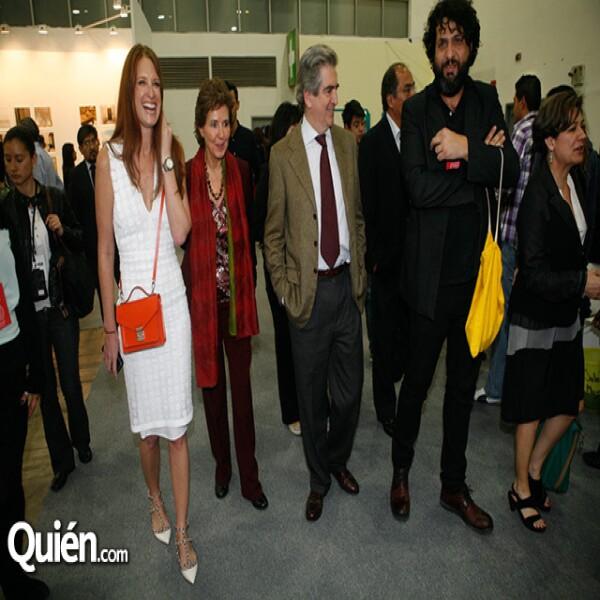 Zélika García,María Cristina García,Rafael Tovar y de Teresa,Juan Gaytán