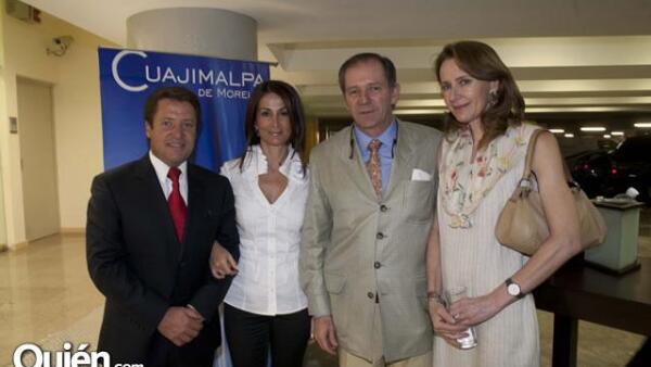 Susana Rio Seco,Mauricio Rio Seco,Francisco Martín del Campo,Mari Martín del Campo