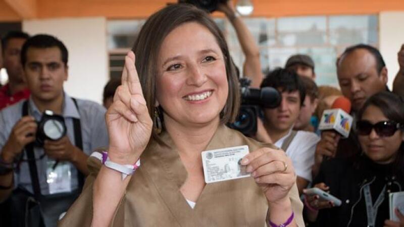 candidata pan prd hidalgo xochitl galvez
