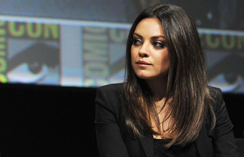La actriz originaria de Ucrania ha manifestado que su familia fue víctima del Holocausto.