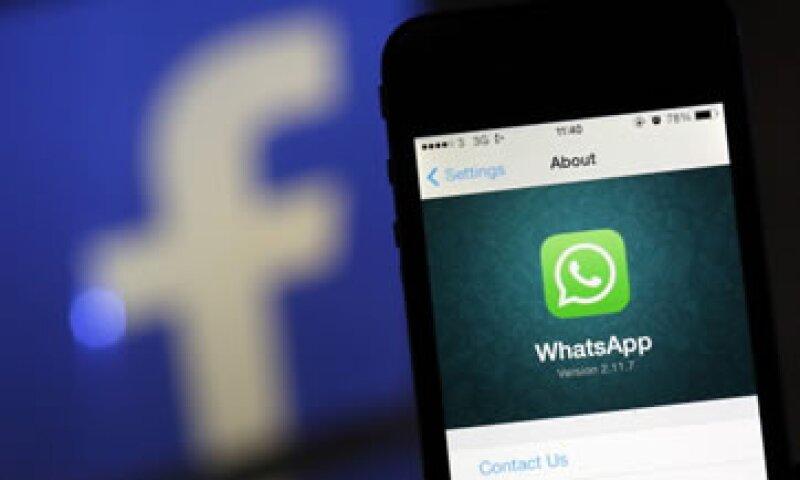 70% de los usuarios de WhatsApp están activos diariamente. (Foto: Getty Images)