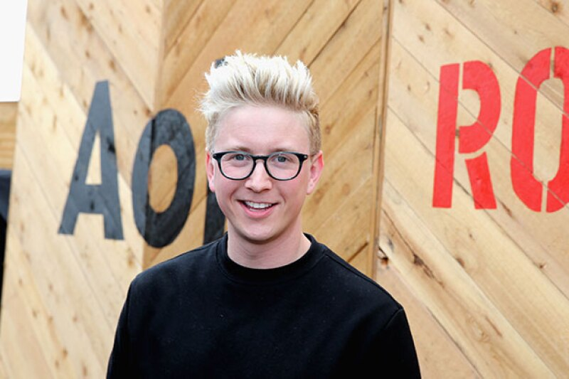 La estrella de Youtube inspiró a Ricky a salir del clóset.