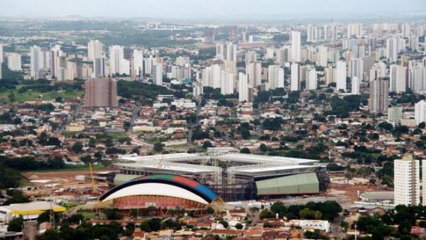 Estadio Cuiab�