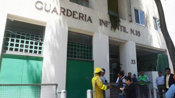 guarderias imss