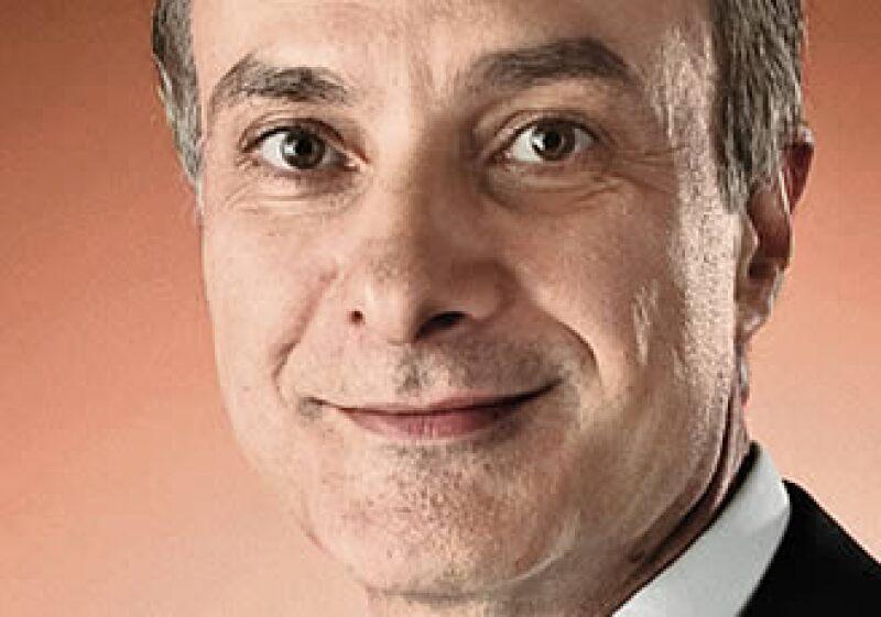 Miguel Marón es líder de la Canacintra, que agrupa 47,000 empresas. (Foto: Duilio Rodríguez)