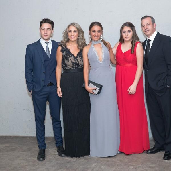 Graduación Colegio del Bosque 2017