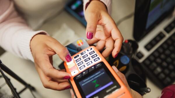Tarjeta de crédito pago de deuda