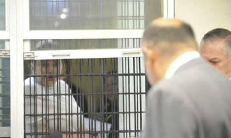 Elba Esther Gordillo fue detenida el 26 de febrero. (Foto: Cuartoscuro)