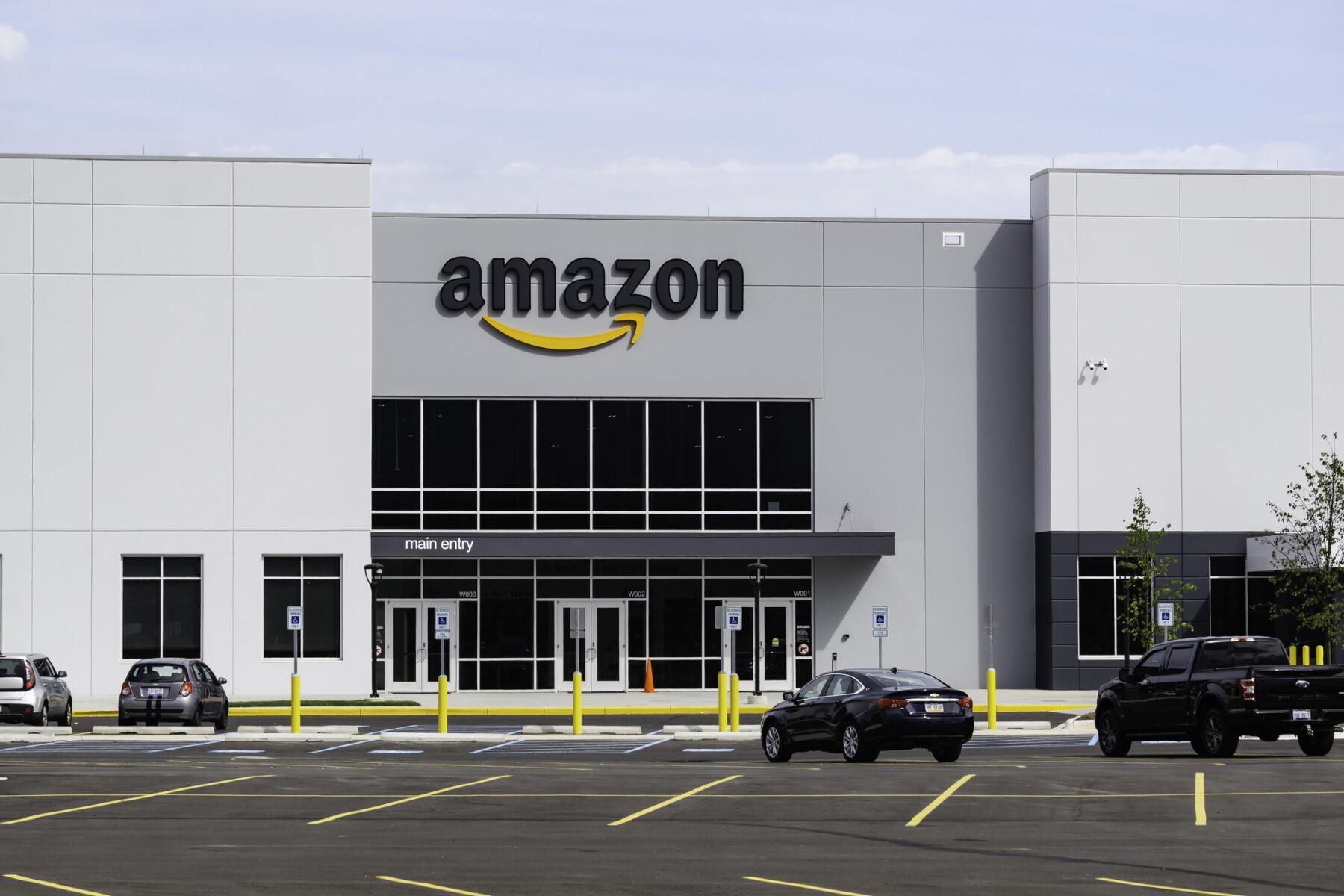 Amazon Distribution Center, Shelby Twp, Michigan