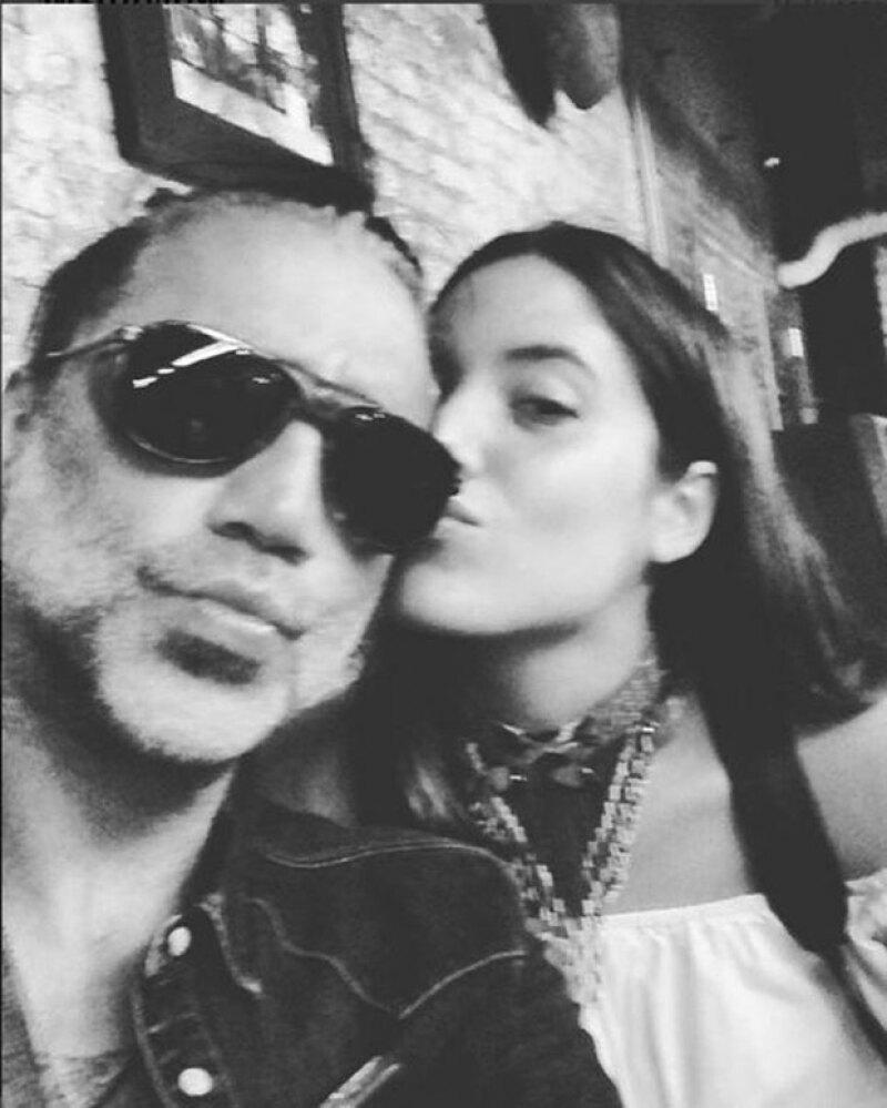El cantante y su hija están disfrutando de un viaje juntos a Estados Unidos, en el que han fortalecido aún más su relación.