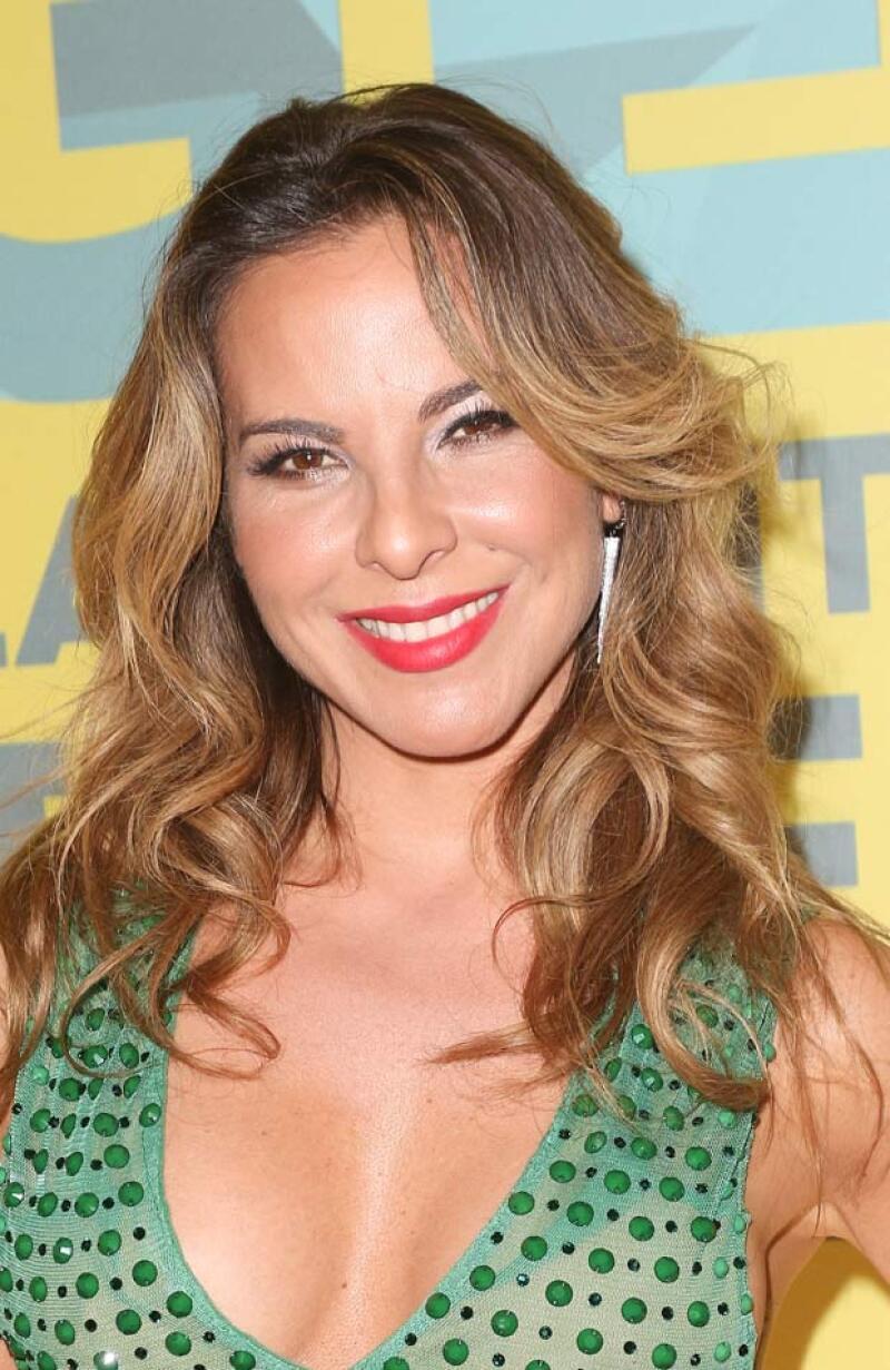 La actriz ha sido llamada por la institución gubernamental para declarar como testigo en el caso del narcotraficante mexicano.