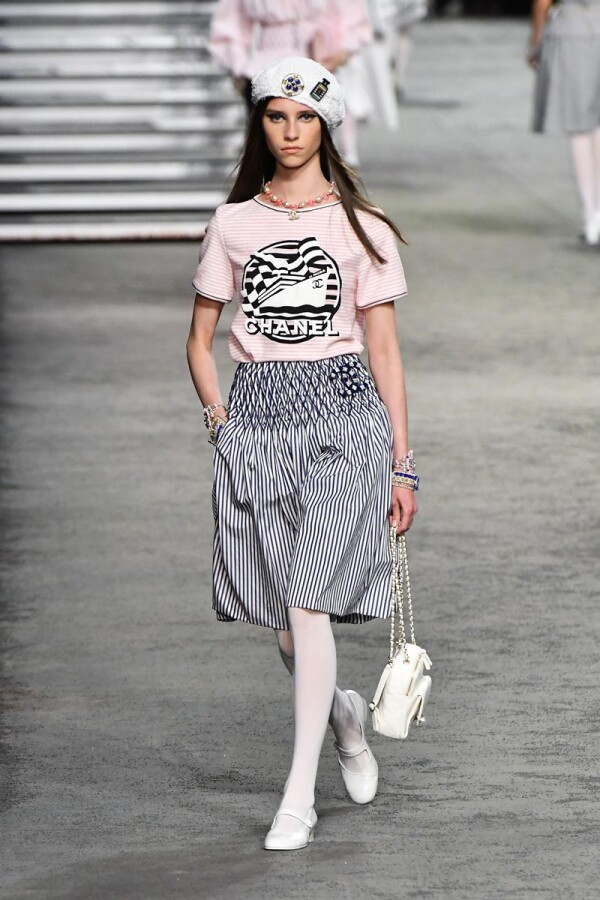 Chanel Cruise 2018/2019 Collection : Runway