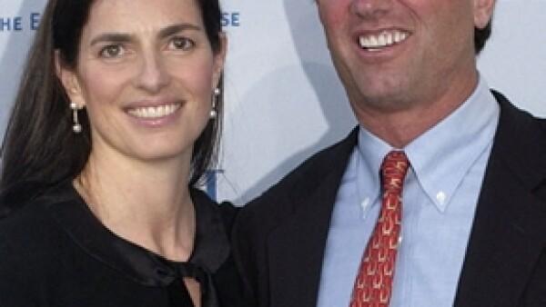El portal de la revista People ha publicado que Mary Kennedy, esposa del sobrino del ex Presidente, se ahorcó en el garage de su casa en Nueva York.