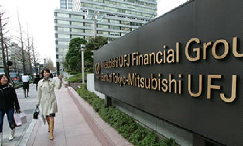 El balance de préstamos en el extranjero de MUFG aumentó casi 20% en dos años.  (Foto: AP)