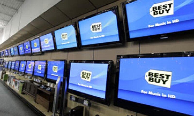En el último ejercicio fiscal anual, Best Buy tuvo un margen operativo de alrededor del 2.1%. (Foto: AP)