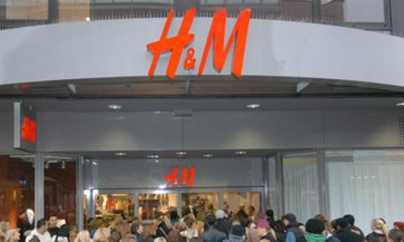 H&M Hennes & Mauritz AB, nombre completo de la cadena fundada en 1947. (Foto: AP)