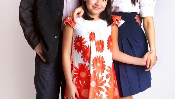 """La actriz y ahora productora estrenará este 29 de noviembre su película titulada """"Mi Mejor Regalo"""", donde comparte créditos con Plutarco Haza y la pequeña Sophia de la Mora."""