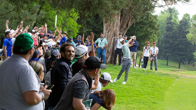 World Golf Championship México 2019