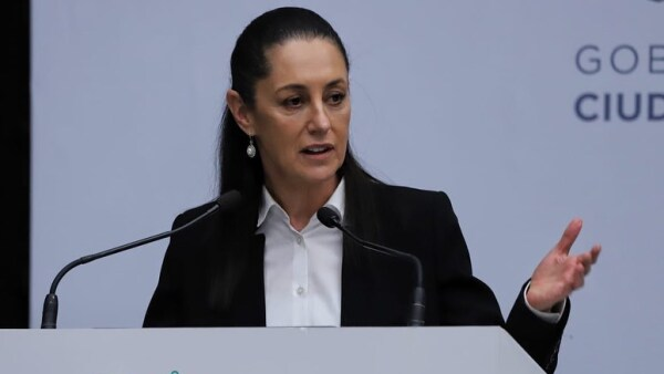 Claudia Sheinbaum.